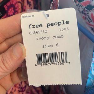 Free People Dresses - NWT Free People Long Sleeve Mini
